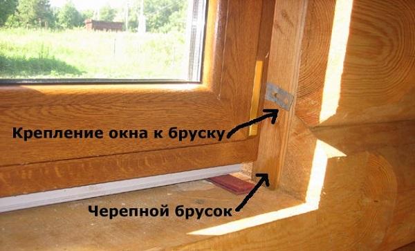 Вставляем пластиковые окна своими руками в деревянном доме