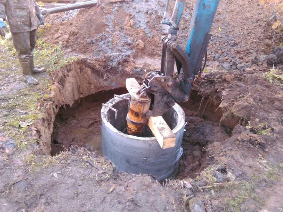 Бурение колодцев под ключ в Московской области