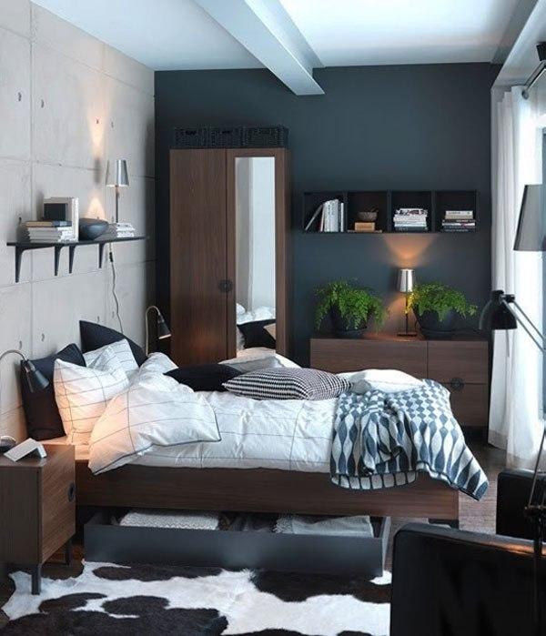 Дизайн интерьера спальни своими руками