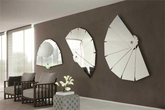 Стильные зеркала по приемлемой цене