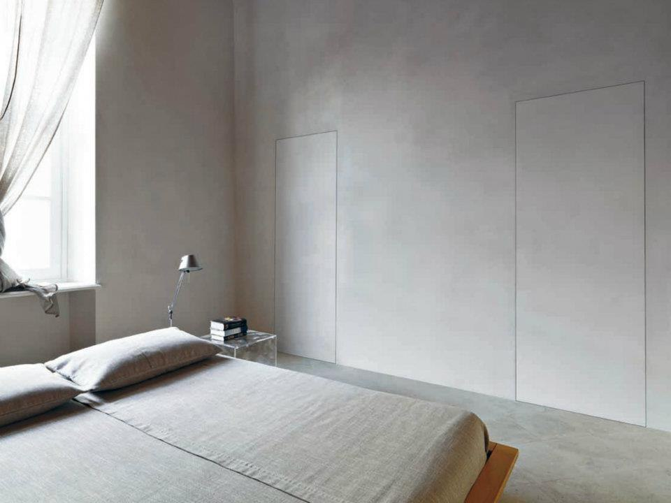 Двери невидимки: что это такое, как устроены и какие бываю