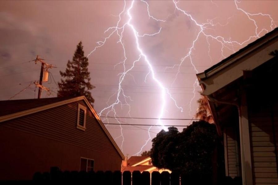 Эффективная молниезащита дома: суть, способы и особенности