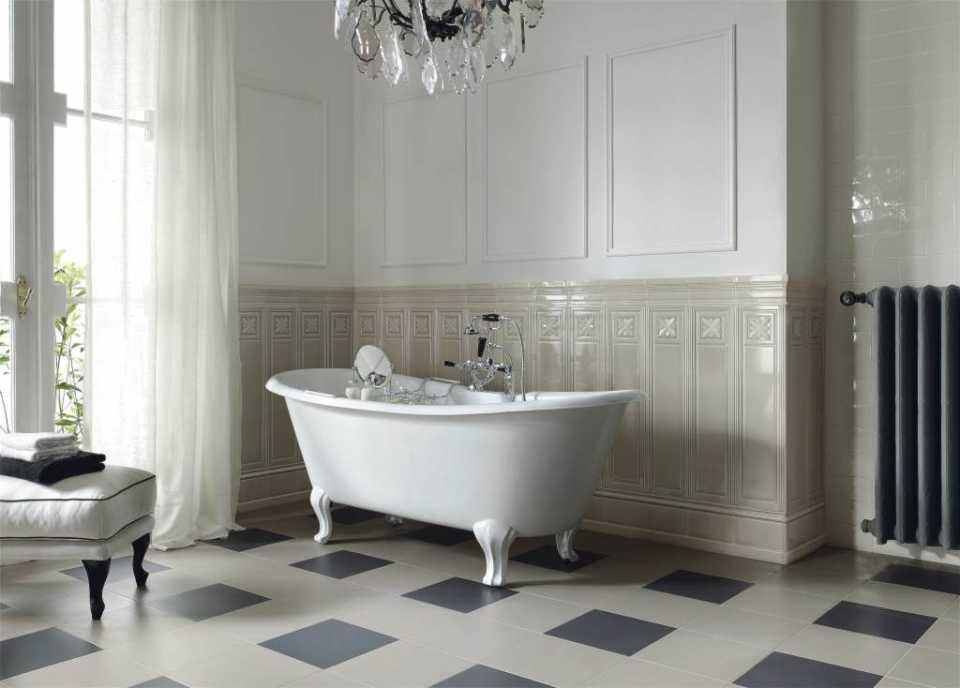 Grazia Ceramiche: цветовые вариации в ванной комнате