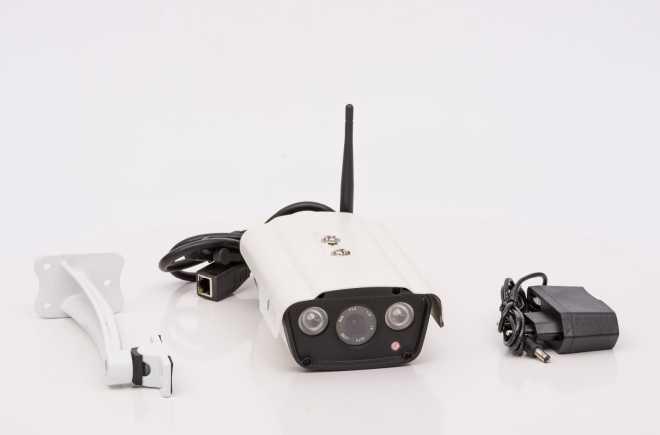 ИК-камеры видеонаблюдения: обзор достоинств