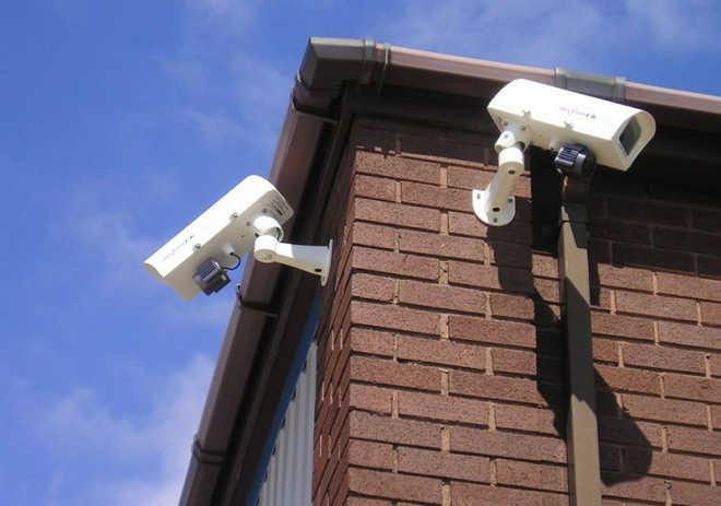 Видеонаблюдение ы частном доме