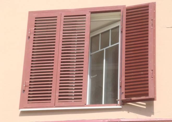 Изготовление и установка ставней на окна