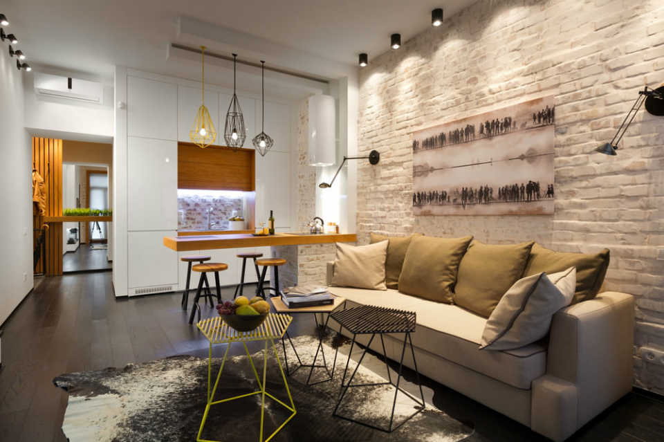 Как создать дизайн интерьера в стиле лофт: особенности и выбор мебели