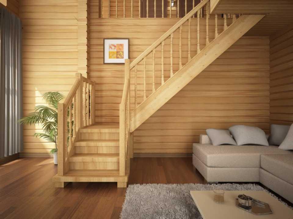 Как выбрать деревянную лестницу. Виды и типы лестниц