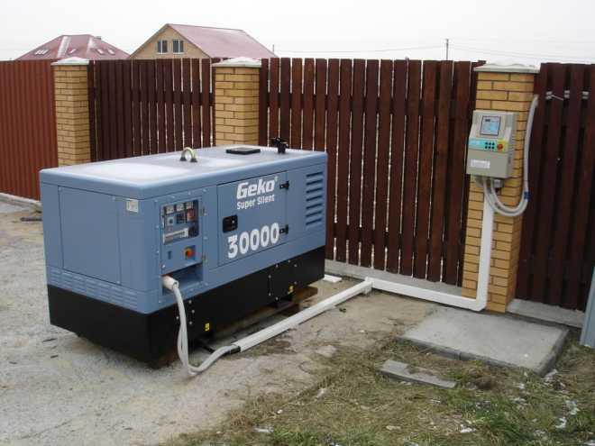 Как выбрать генератор для дачи. Виды и производители генераторов