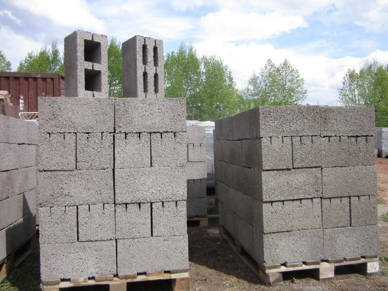 Предназначение марок бетонных блоков