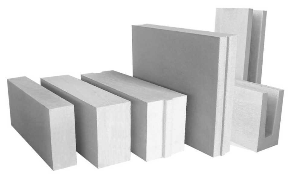 Какие блоки используются для перегородок?
