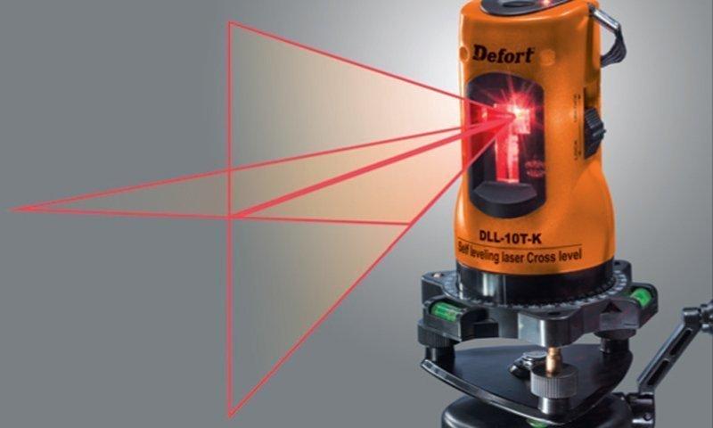 Лазерный уровень: сфера применения, виды и классификация