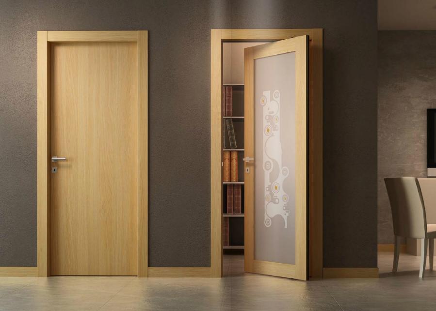 Межкомнатные двери из натурального шпона от «Исток-Дорс» – от классики до модерна