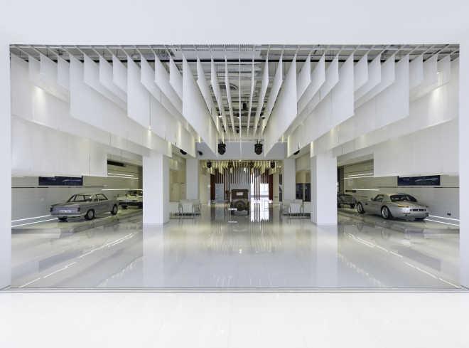 Музей ретро-автомобилей BMW в Пекине