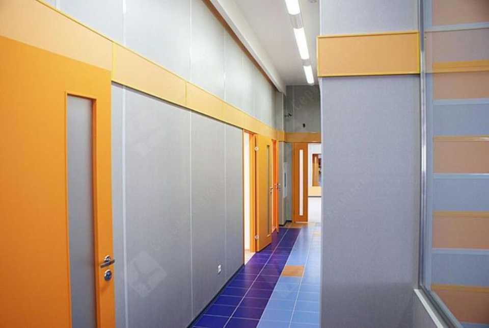 Негорючие стеновые панели на страже бизнеса