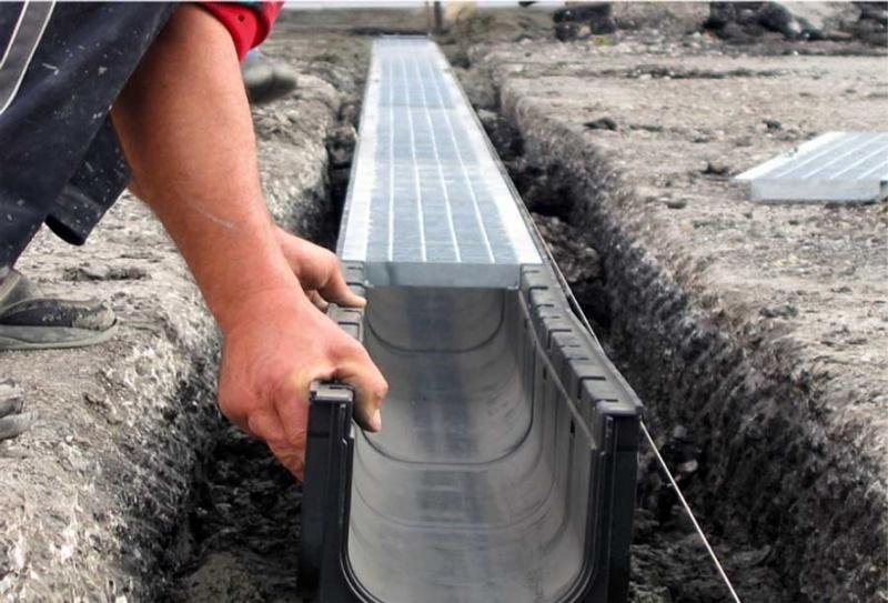 Нормативы на монтаж ливневой канализации