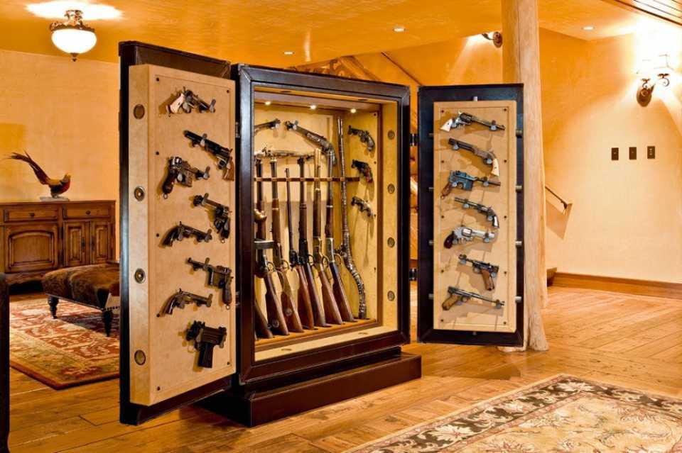 Особенности выбора сейфа для хранения оружия