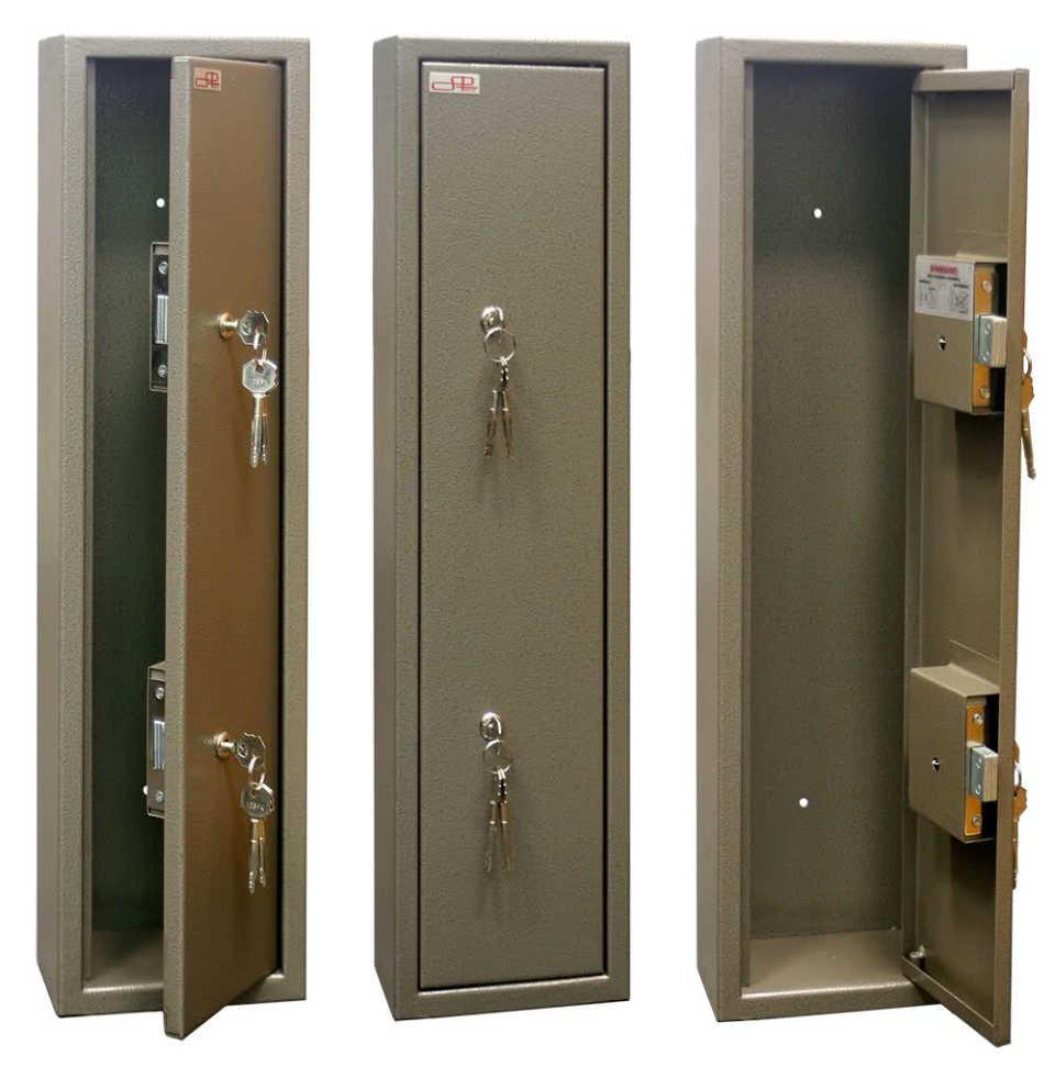 Особенности выбора сейфа для хранения охотничьего оружия