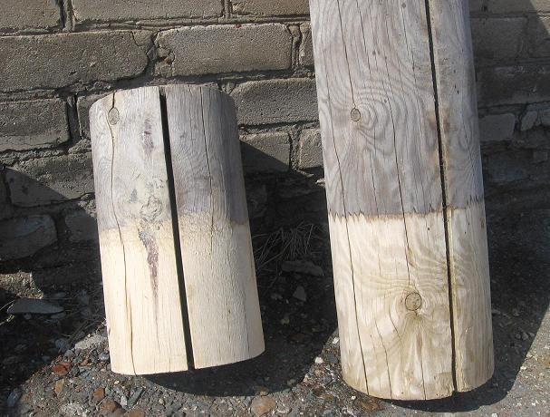Отбеливатели для древесины дома – Сагус и Неомид-500