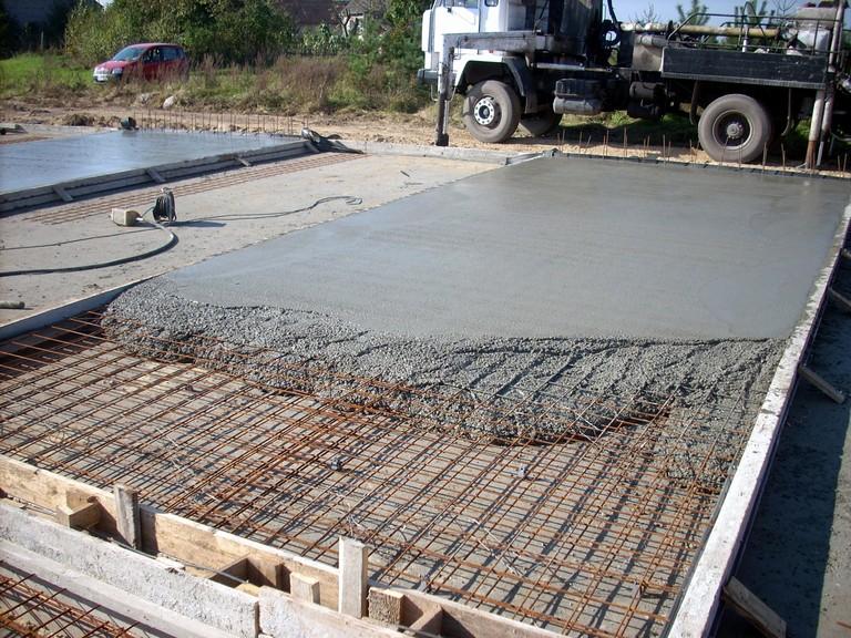 Подвижность бетона. Что такое текучесть бетона