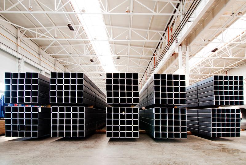 Как перевозят металлопрокат: основные меры предосторожности и средства крепления