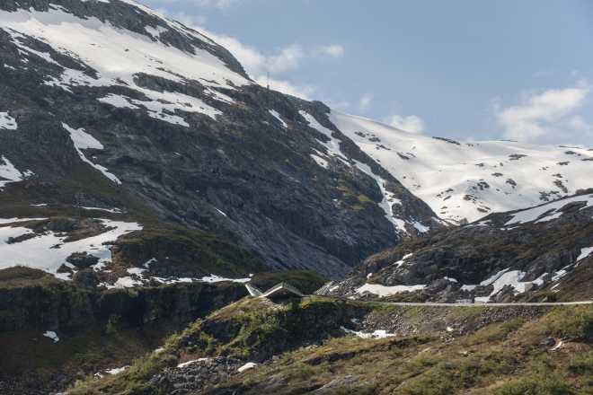 Смотровая площадка Utsikten