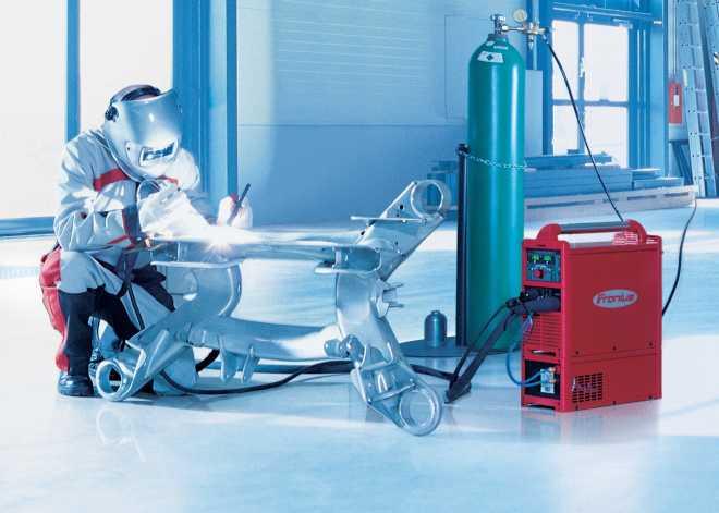 Сварочное оборудование для резки и соединения металла