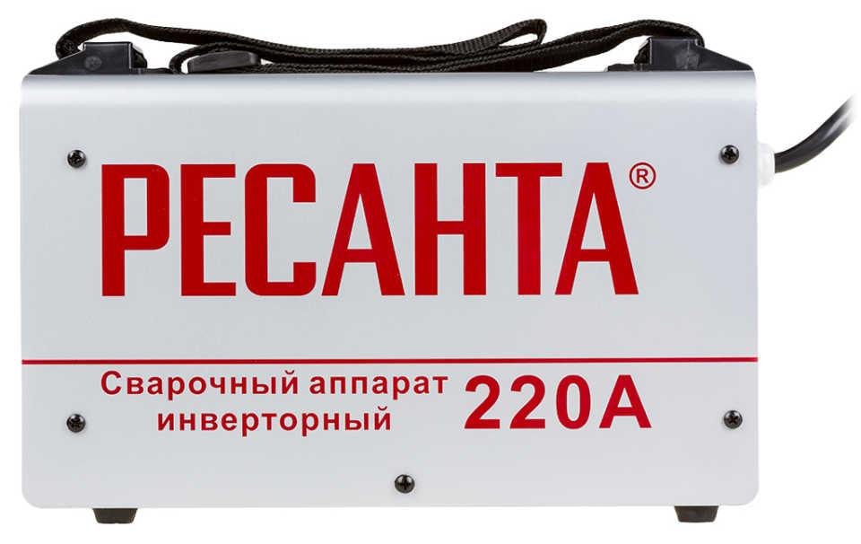 Выбор сварочного инвертора Ресанта - САИ, САИ ПН, ПРОФ