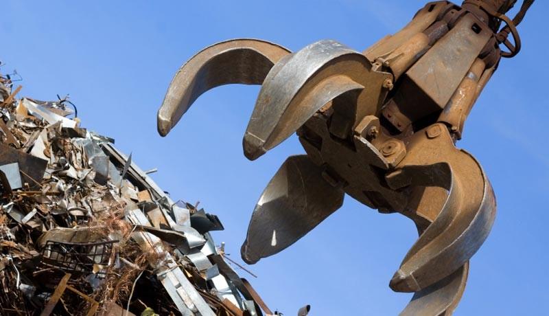 Зачем нужно сдавать металлолом на переработку?