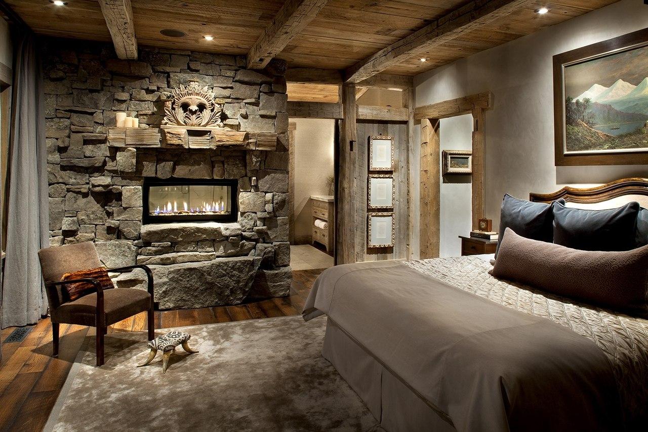 Дизайн из экзотической древесины для вашего дома