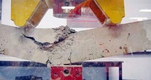 Процесс набора прочности бетона