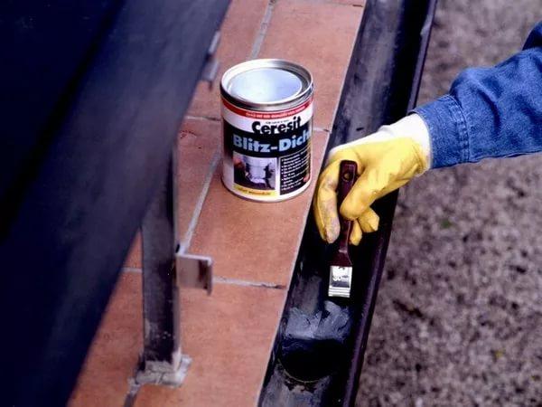 Необходимые свойства красок для металла