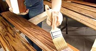Современная защита древесины