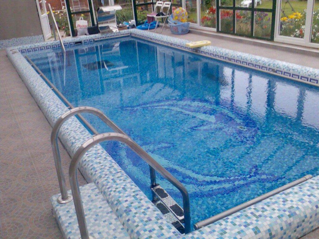 Свойства керамической массы для бассейна