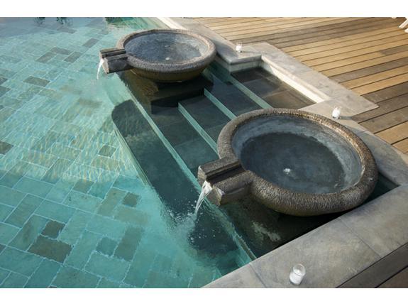 Керамическая масса для бассейна