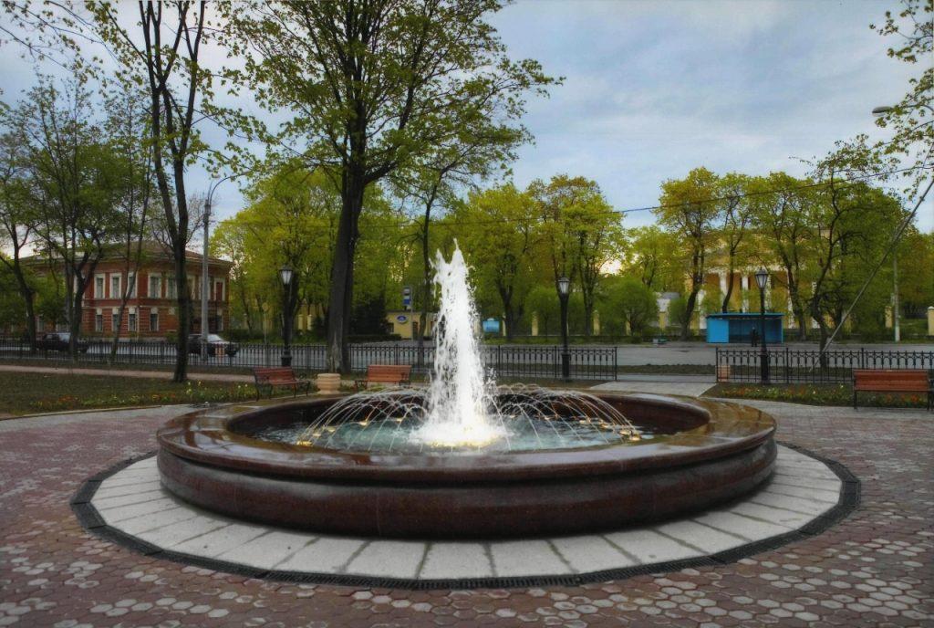 Городские фонтаны – украшение площадей