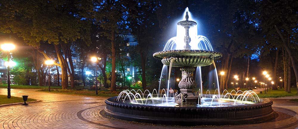 История появления городских фонтанов