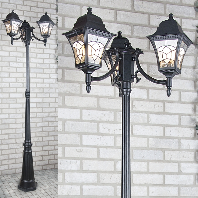 Декоративные уличные светильники