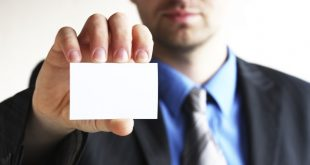 Choosing a business name business card resize