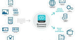business connect capabilities chart
