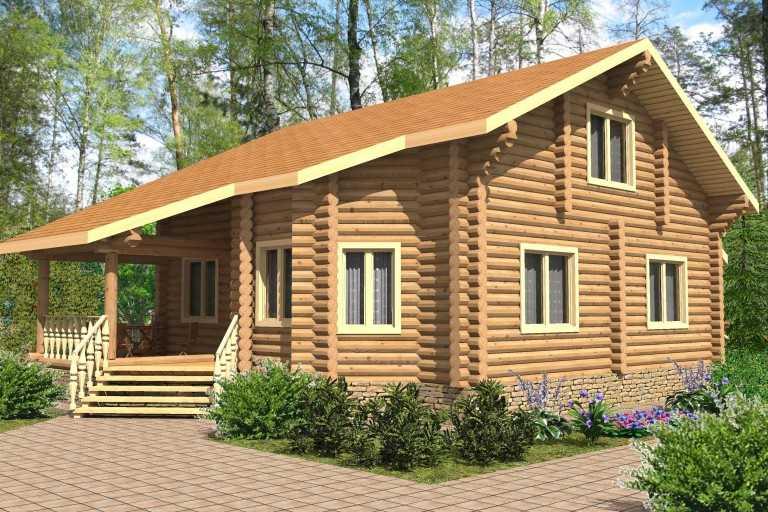Плюсы деревянных строений