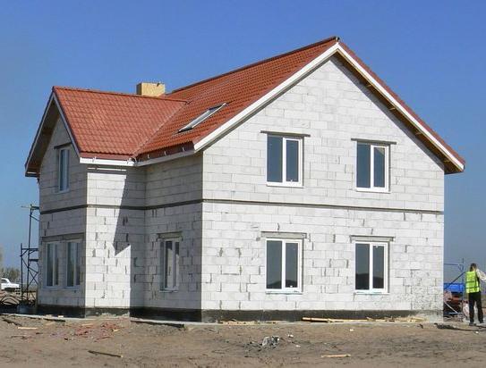 Пеноблоки - разновидность бетона