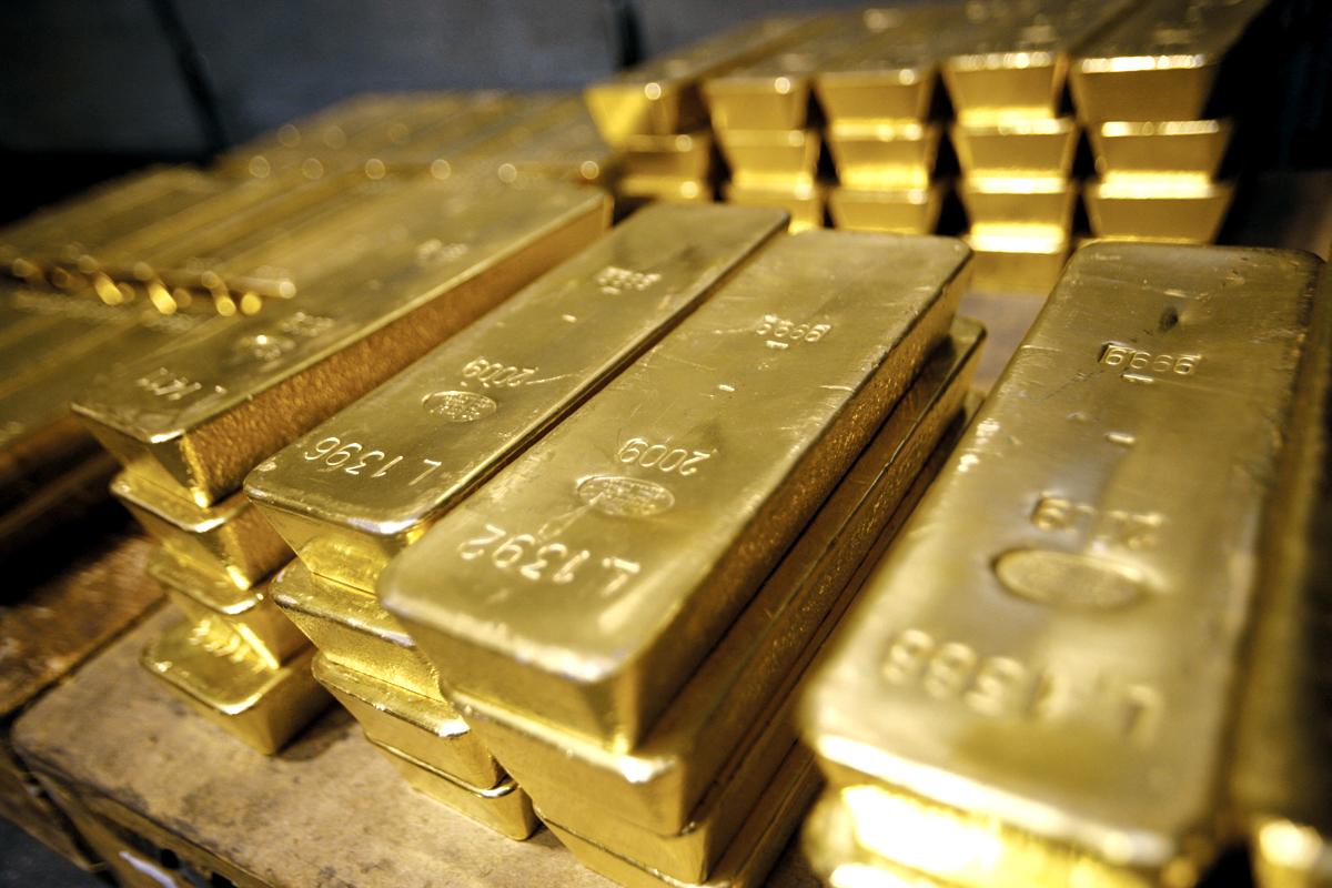 ливень наполнил какое золото лучше покупать в россии участок