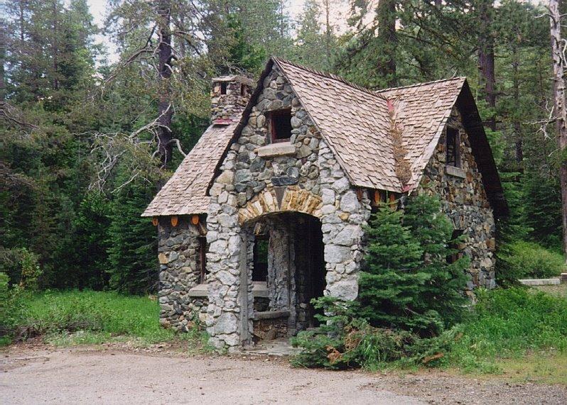 Постройка каменного дома