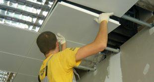 Как самостоятельно выполнить монтаж потолка?