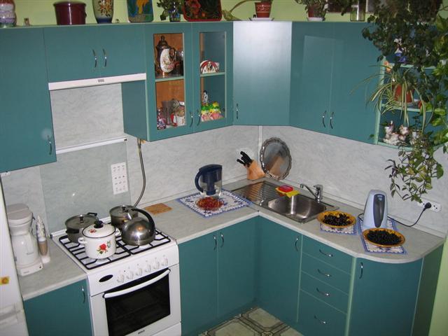Может ли кухонная мебель быть удобной и компактной