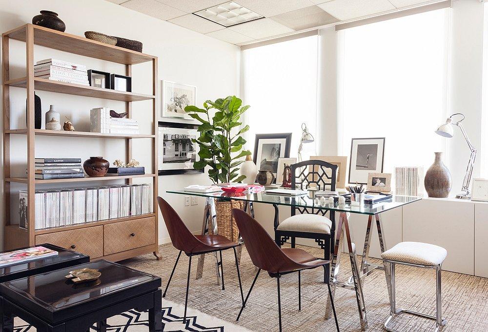 Детали в дизайне рабочего кабинета