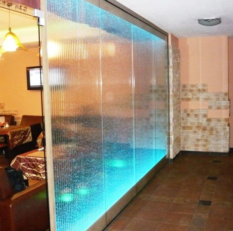 Пузырьковые панели в декорировании интерьера