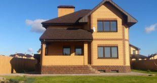Кирпичный дом - материал на все времена