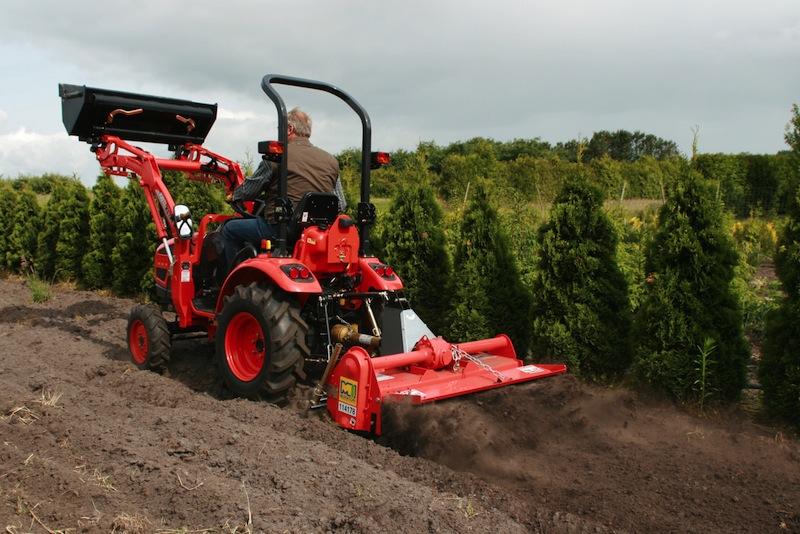 Минитрактора для сельскохозяйственных работ